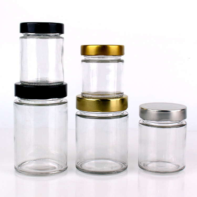 Chinese Professional Special Shape Glass Bottle Or Jar -
