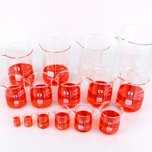 5~5000 ml borosilicate laboratory beaker, beaker shot glasses