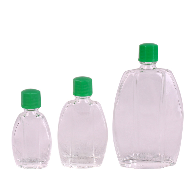 20ml pharmaceutical glass bottle essential oil glass bottle