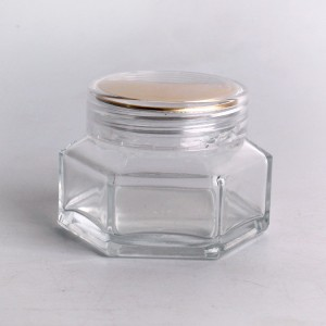 One of Hottest for Glass Spice Jar With Wooden Lid -
