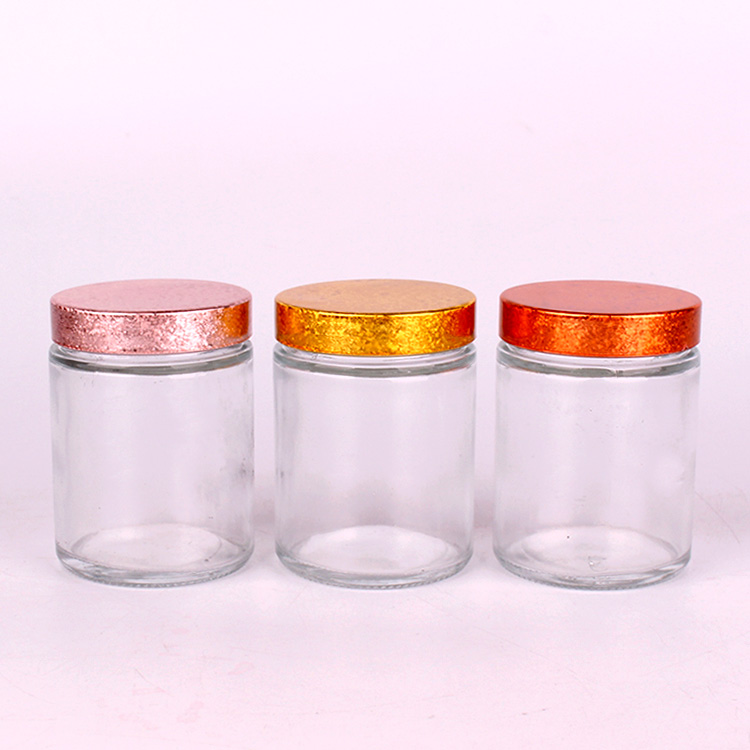 Factory Price For Glass Pudding Jar Wholesale -