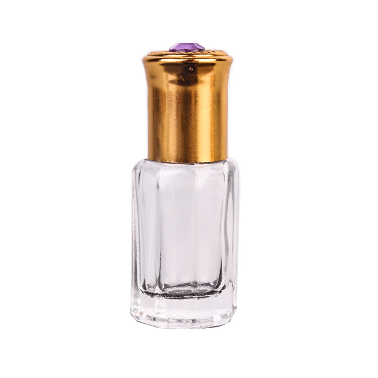 Wholesale min 4ml glass bottle for essential oil Featured Image