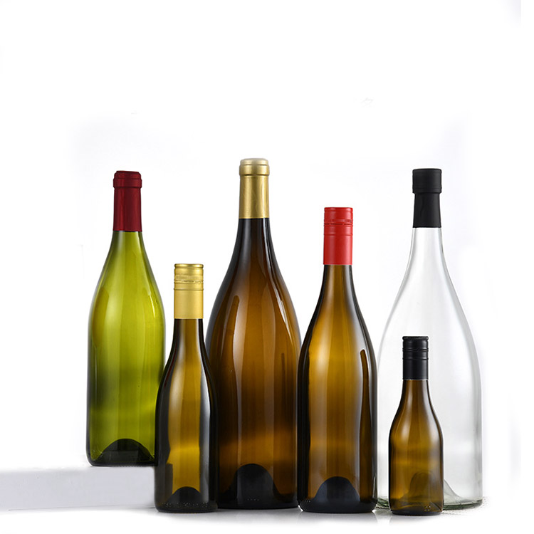 How to choose glass wine bottle ?