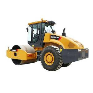 Mechanical Single Drum Road Roller XS263J
