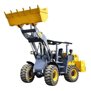 Wheel Loader LW200KV mining