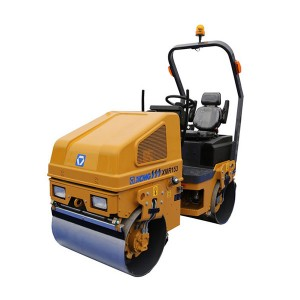 Light Road Roller XMR153