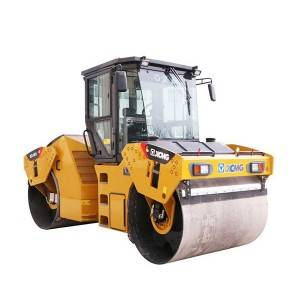 Popular Design for Road Roller Price -