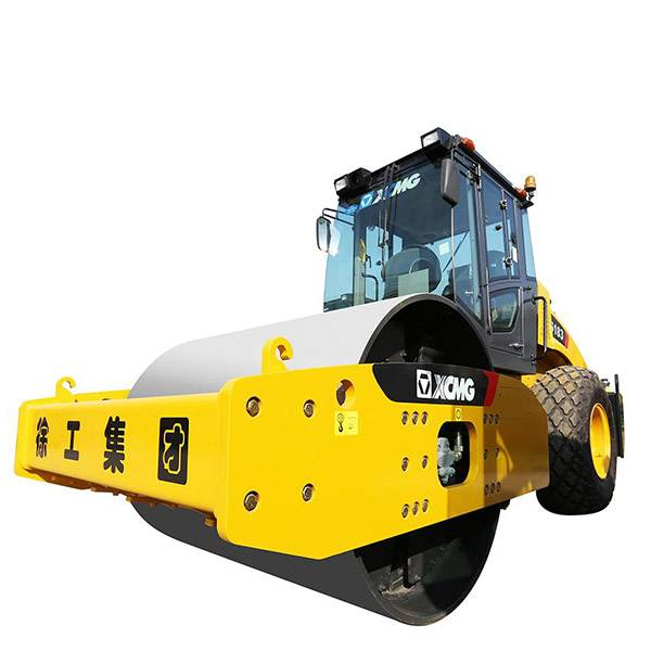 Hydraulic Single Drum Road Roller XS183 Featured Image