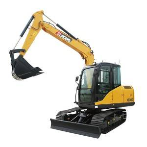 Factory wholesale Wz30-25 Backhoe Loader -