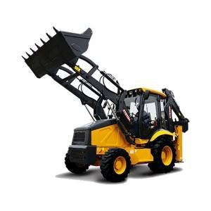 Backhoe Loader XC870HK