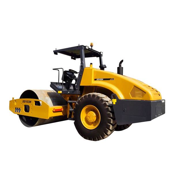Hydraulic Single-Drive road Roller XS103H Featured Image