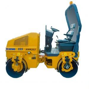 Light Road Roller XMR203