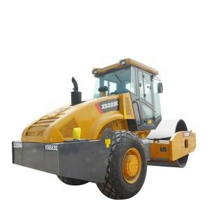 Hydraulic Single Drum Road Roller XS223