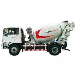China Factory for Truck With Telescopic Boom Crane -