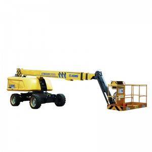 Articulated Boom Aerial Working Platform GTBZ22S