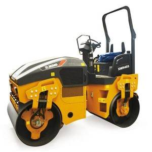 Light Road Roller XMR403