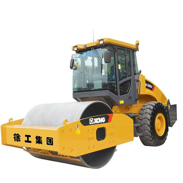 Mechanical Single Drum Road Roller XS183J Featured Image