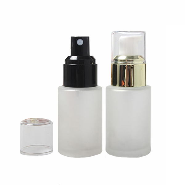 Cheapest Factory Matte Black Dropper Bottle -