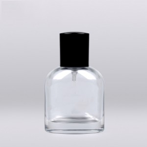 30ml pocket mini clear design your own perfume bottle wholesale