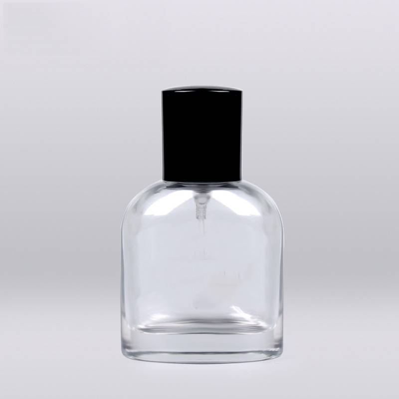 Renewable Design for 100ml Perfume Glass Bottle -