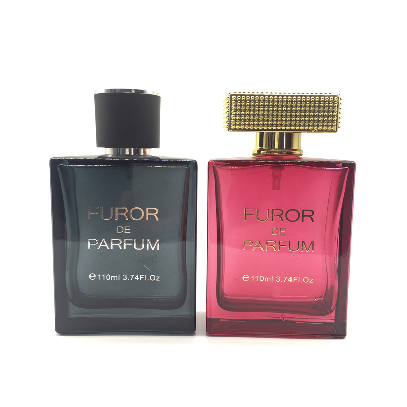 Short Lead Time for 50ml Glass Perfume Bottle -