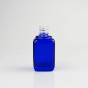 Chinese Professional Square Dropper Bottles -