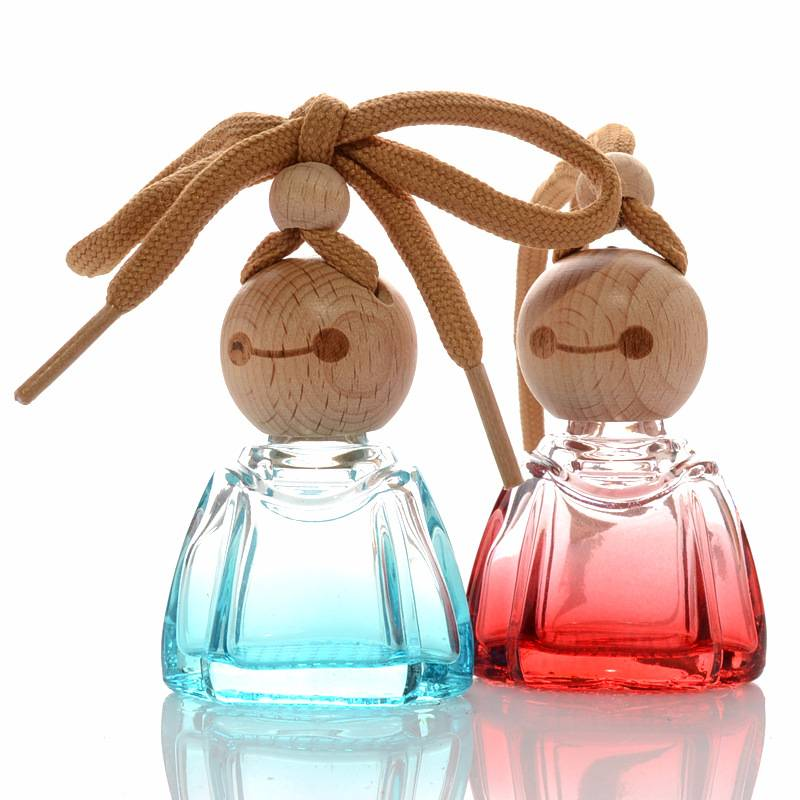 glass perfume bottle (244)