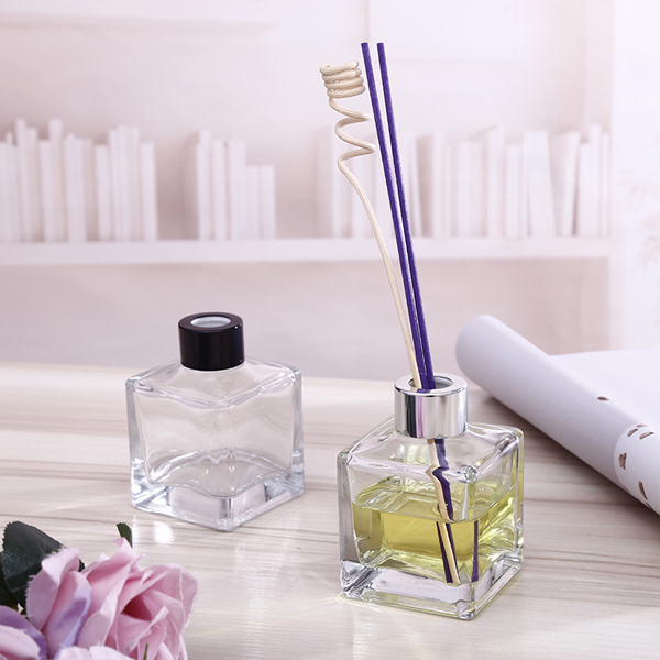Best-Selling Perfume Square Bottle -