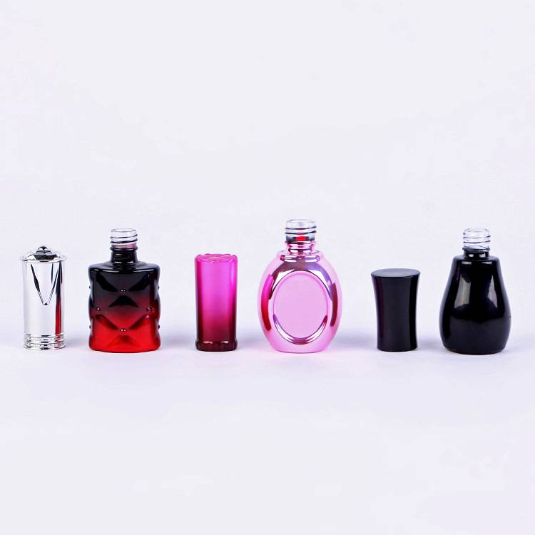 China Supplier Cosmetic Glass Bottle -