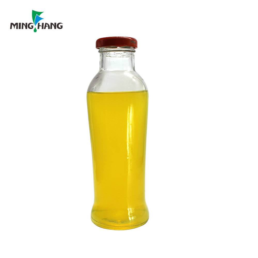 Beverage Industrial Use Empty Glass Juice Bottle Packaging Cold Pressed Juice Glass Bottle With Metal Lid