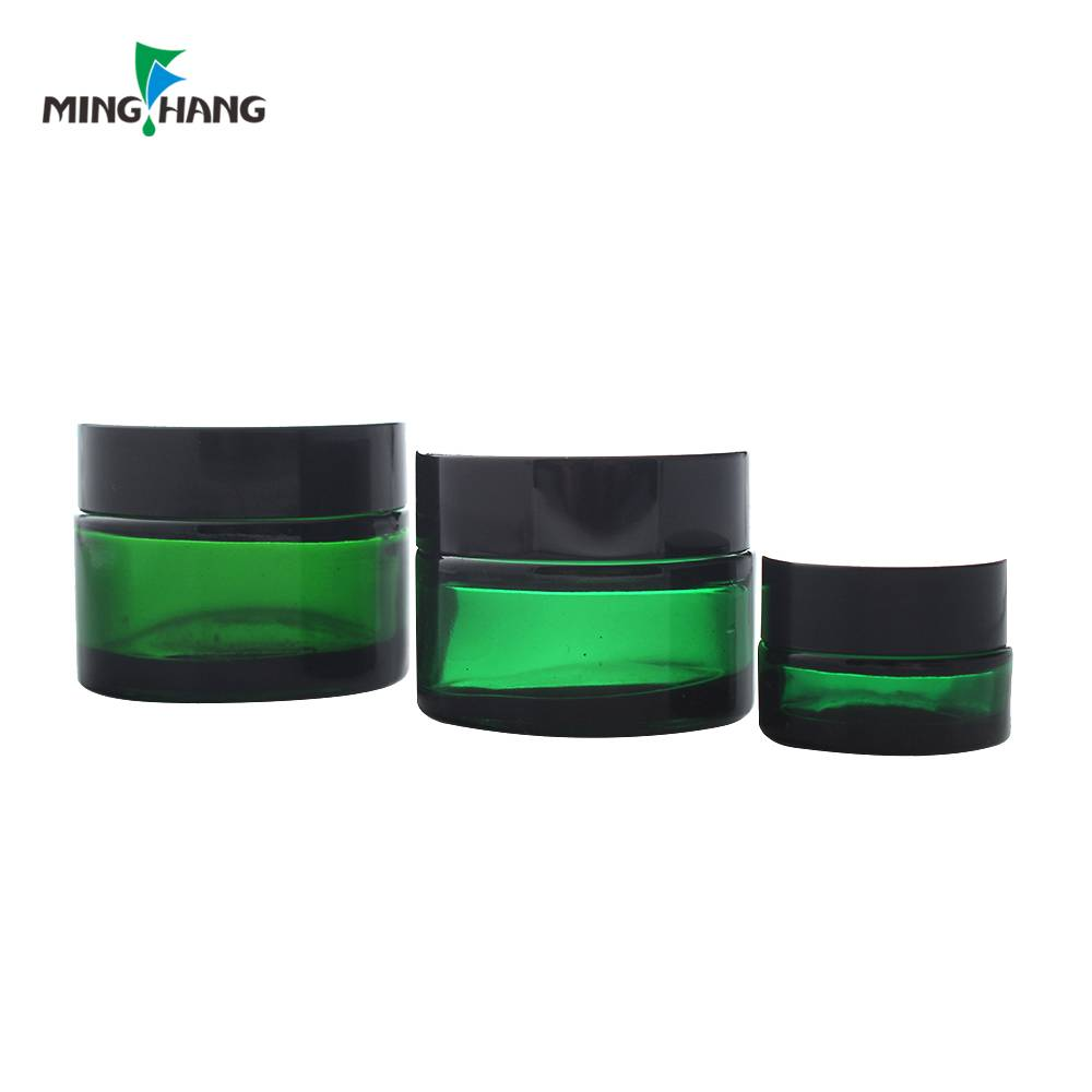 Special Price for Black Glass Candle Jar -