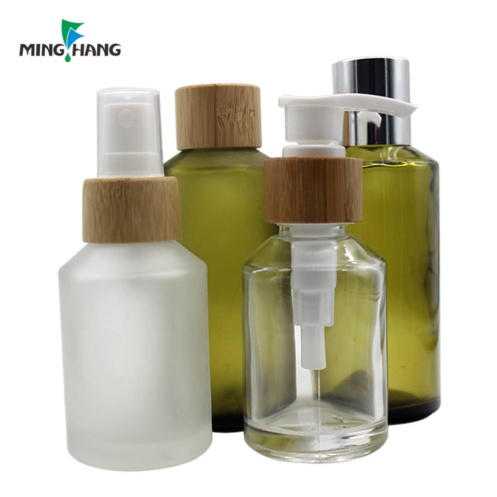Chinese wholesale 30ml Foundation Glass Bottle -