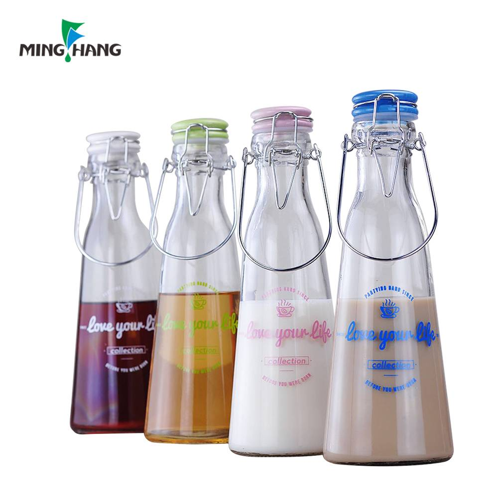 250ml 750ml beverage glass bottle, juice bottle