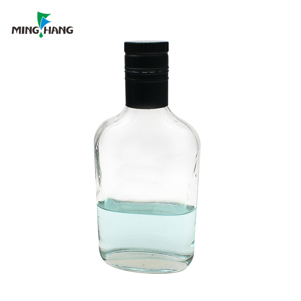Factory wholesale Crystal Glass Water Bottle -