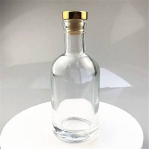 100 ml alcohol wine liquor vodka glass bottle