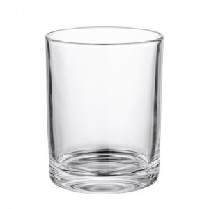 80100 clear round shape empty candle jars for candle making