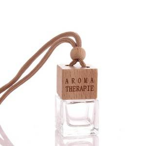 8ml empty hanging car diffuser perfume bottle