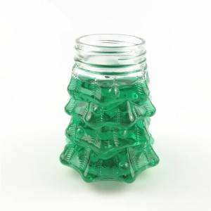 Wholesale Price Decoration Glass Wine Bottle -