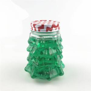 Glass mason jar 500ml for food container