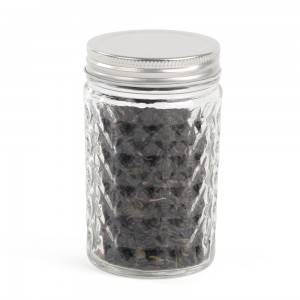 300ml food storage glass jar packaging