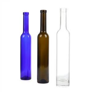 375ml recycled ice wine glass bottle