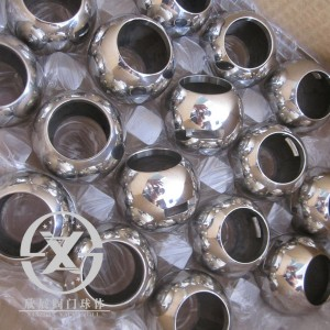 Special Price for China Stainless Steel Hollow Valve Balls - Hollow Valve Balls – XINZHAN