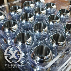 Big Discount Stainless Steel Floating Valve Balls - Floating Balls for Ball Valves – XINZHAN