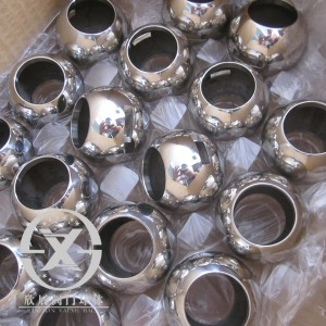 2020 Latest Design Stainless Steel Hollow Valve Balls Factory - BOLAS HUECAS – XINZHAN