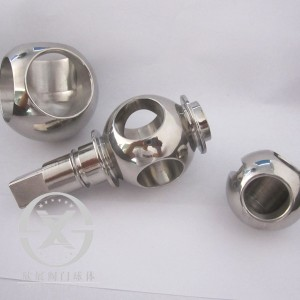 High Quality 3-Way Valve Balls - Three Way Valve Balls – XINZHAN