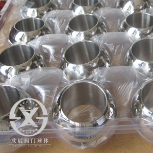Discountable price China Stainless Steel Floating Valve Balls - Balls for Ball Valves – XINZHAN