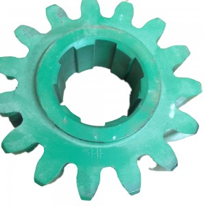 Material Hoist Spare Parts Pinion