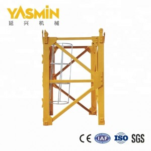 L68A1 Mast Section For Potain Tower Crane