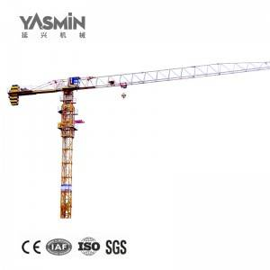 8Ton Flattop Construction Tower Crane