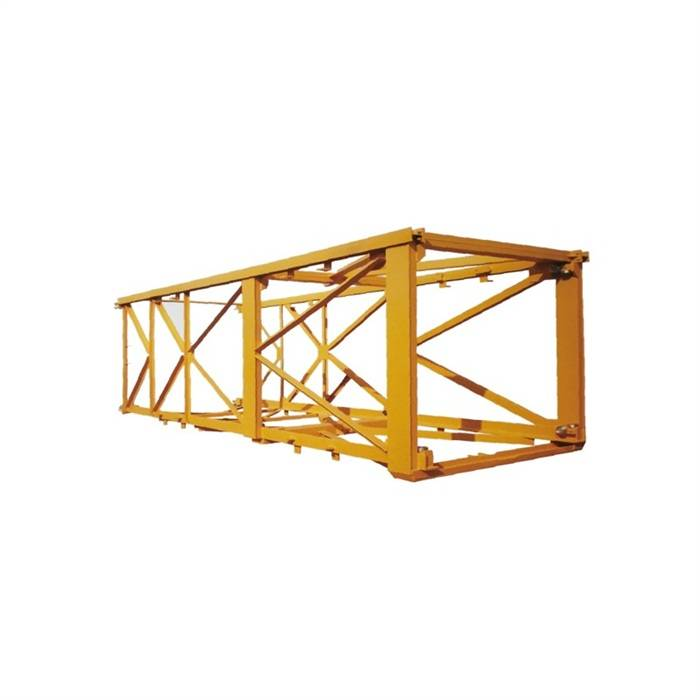 China Potain Tower Crane Parts L68 Telescoping Climbing Cage Manufacturers And Suppliers Yanxing